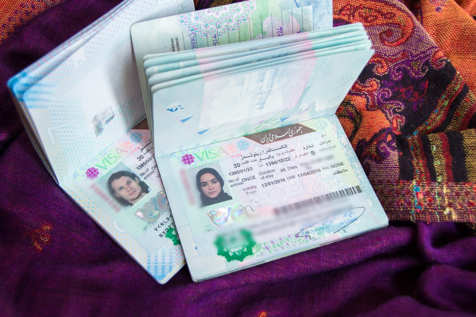 Things to know before traveling to Iran: visa information