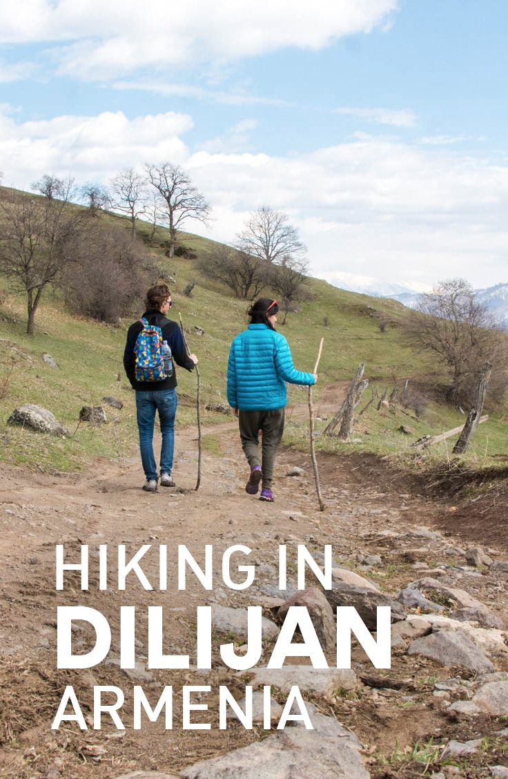 "Get lost hiking in and around Dilijan, the ""Little Switzerland"" of Armenia"