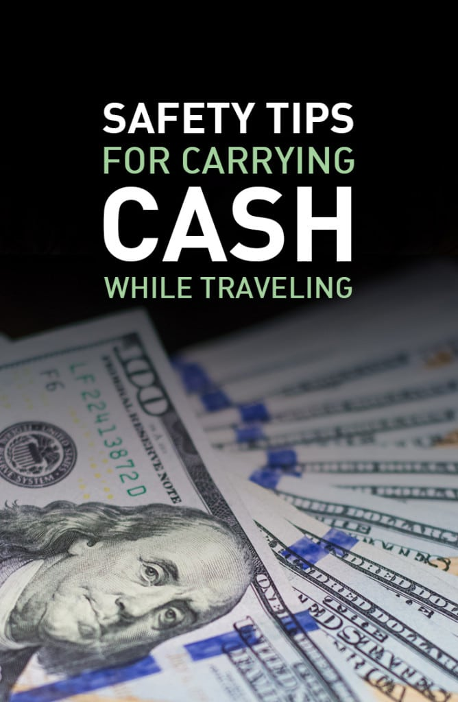 5 tips for carrying cash while traveling, and 6 tips on exchanging money while abroad.
