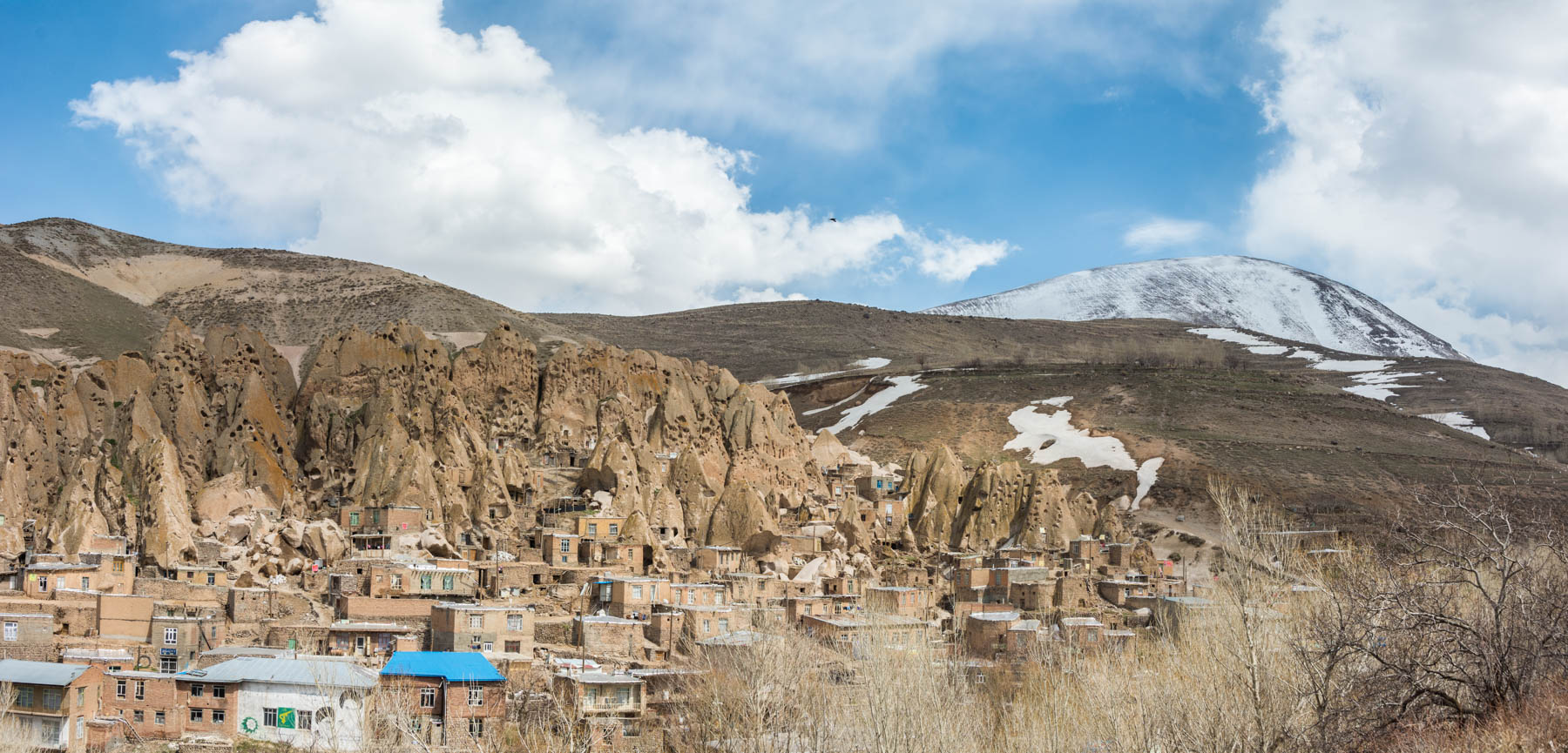 How to get to Kandovan from Tabriz, Iran
