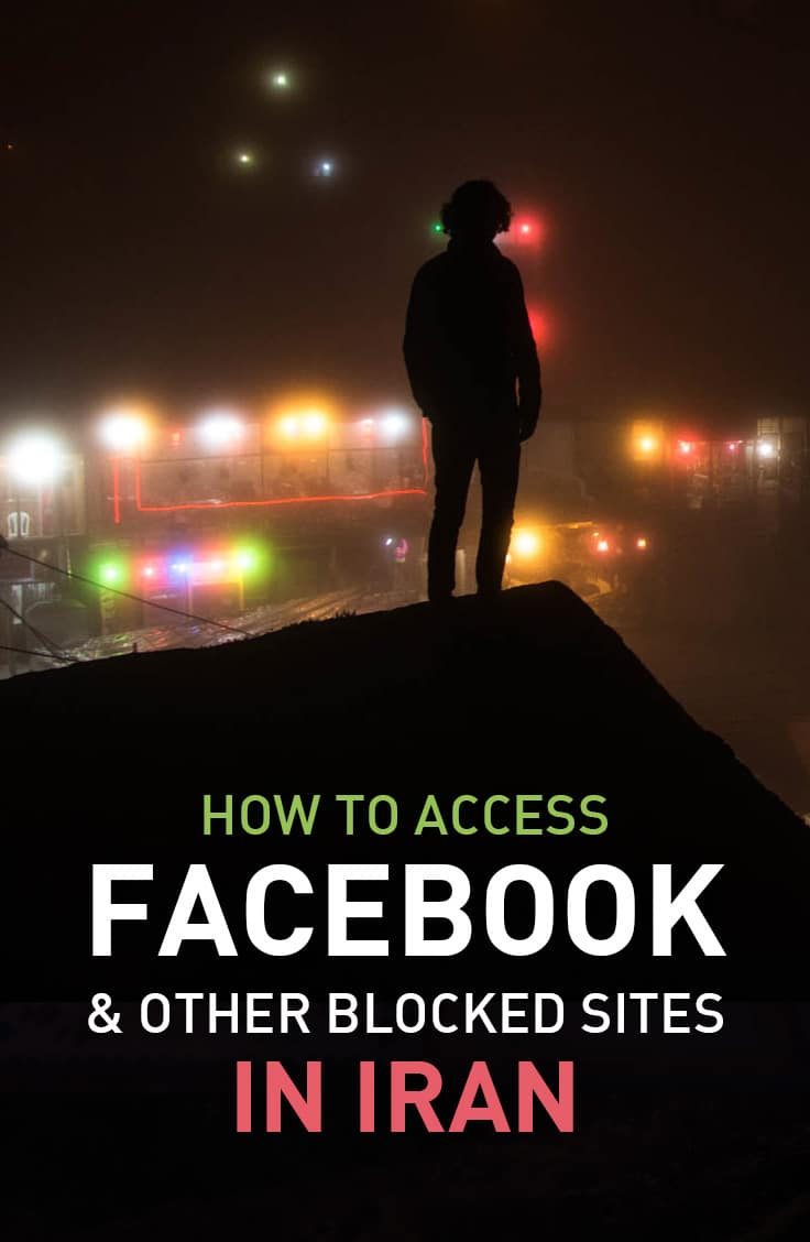 A complete guide on how to access blocked websites in Iran. Includes a bit of background on VPNs, recommendations, and a step-by-step set of instructions for setting up a VPN service on your devices.