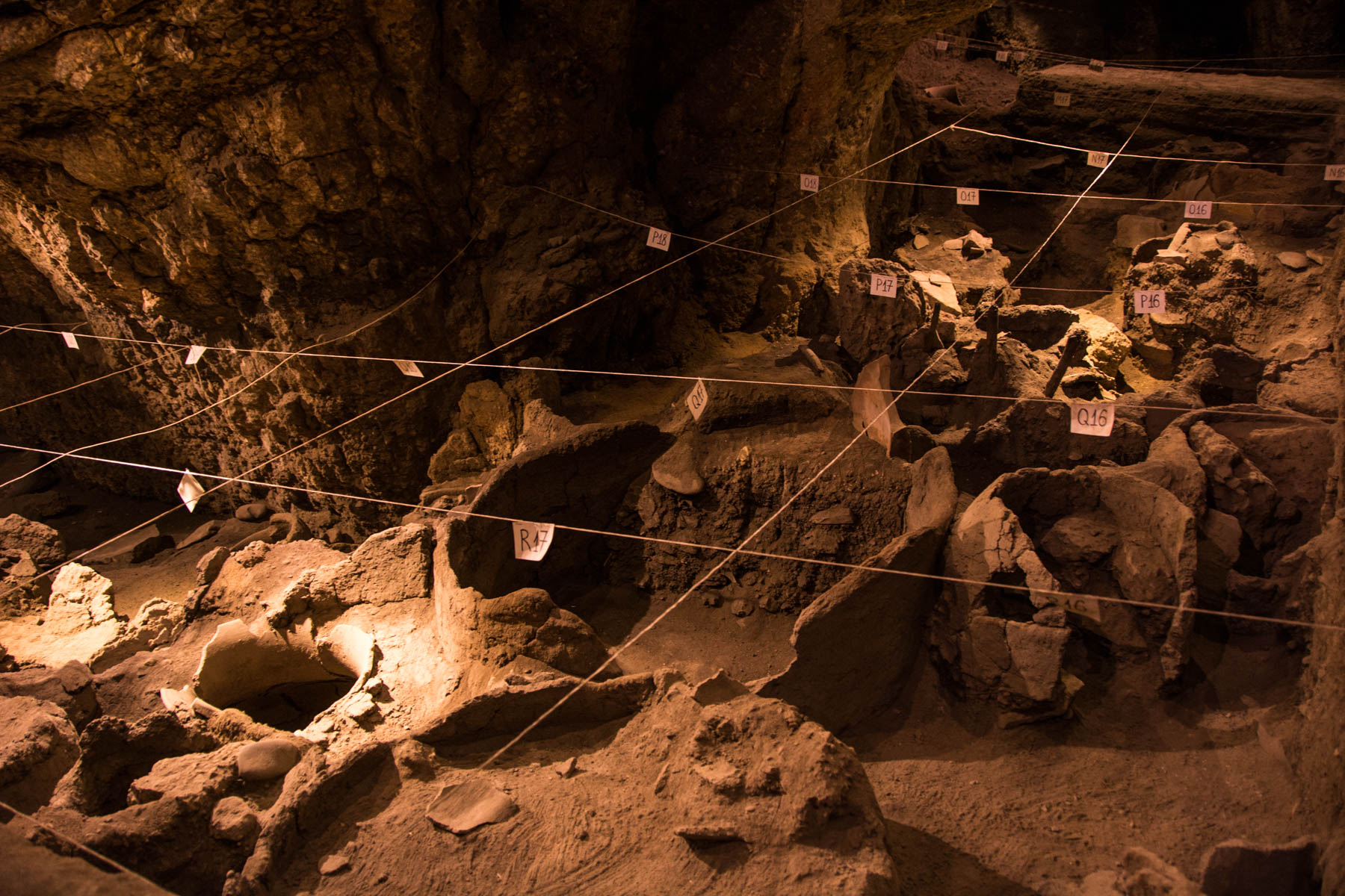 The oldest winery in the world in the Areni-1 cave in Armenia.