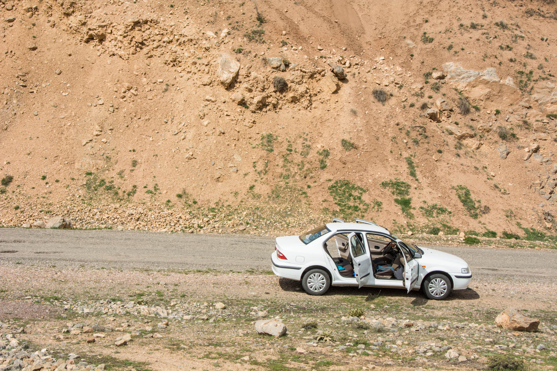 Things to know before traveling in Iran: safety.