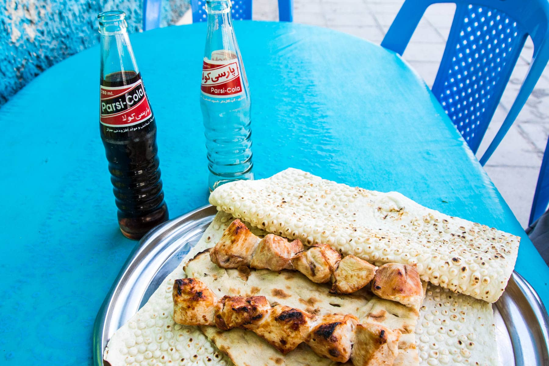 Things to know before traveling to Iran: KEBAB