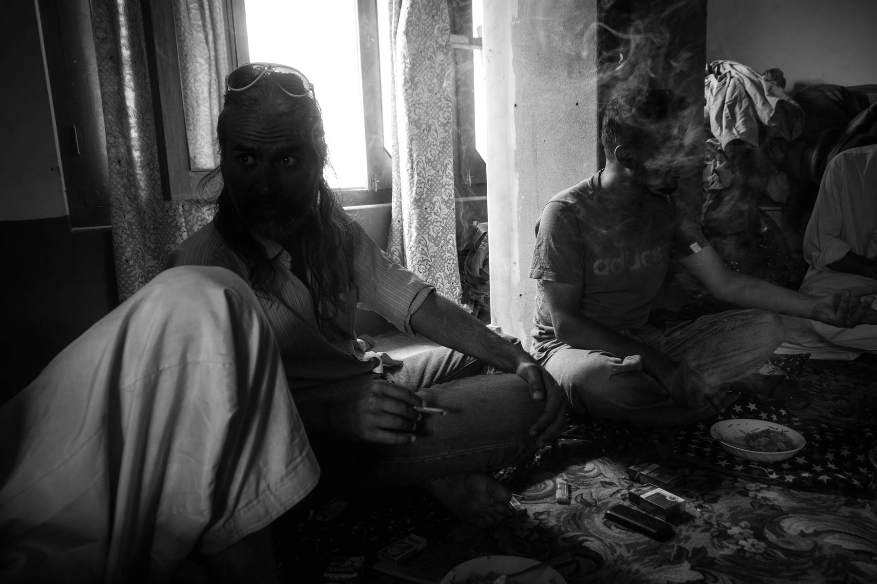 Rolling with the stoners in Hunza, Pakistan