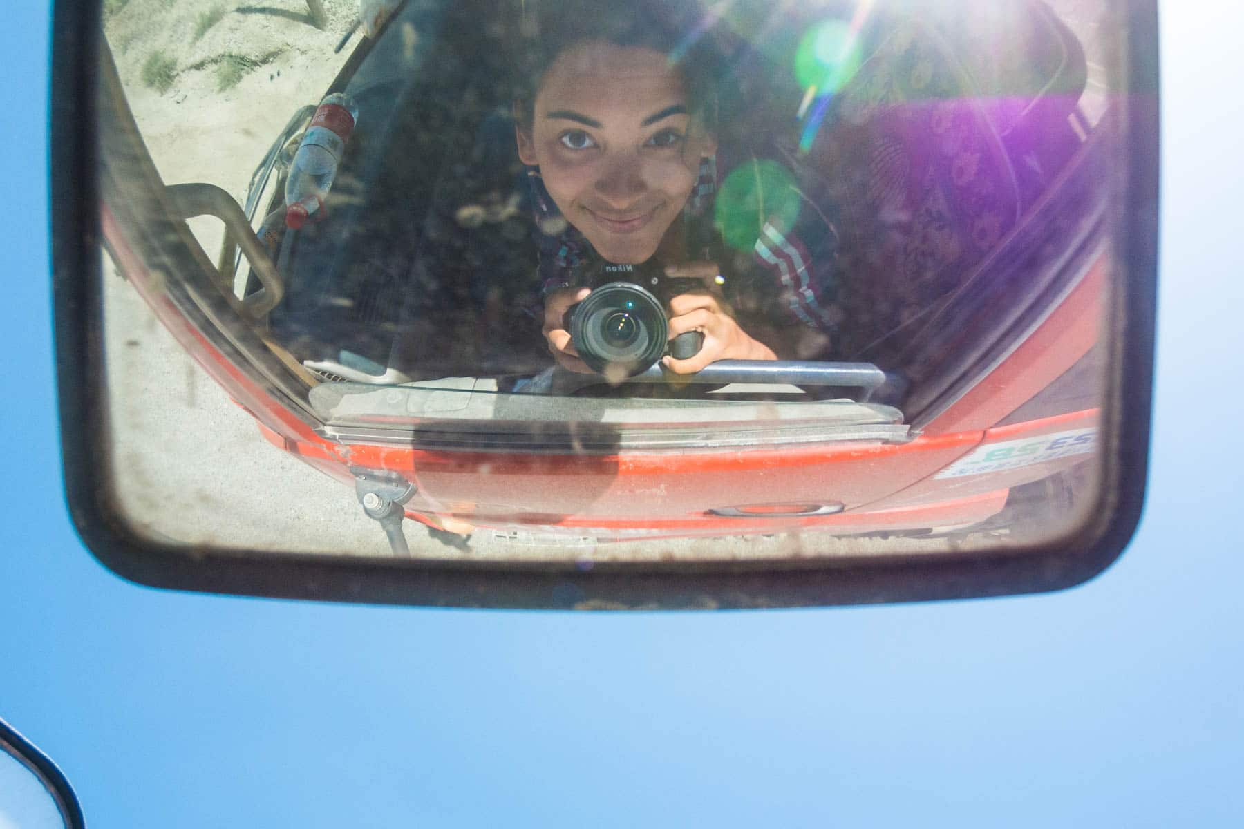 The expert behind the camera advice for beginner travel photographers