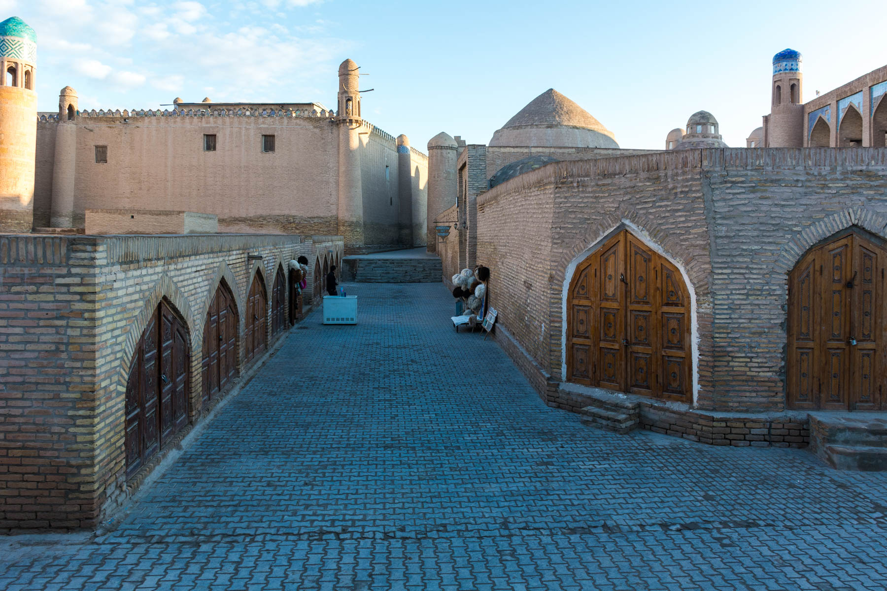 Khiva at sunrise - Lost With Purpose