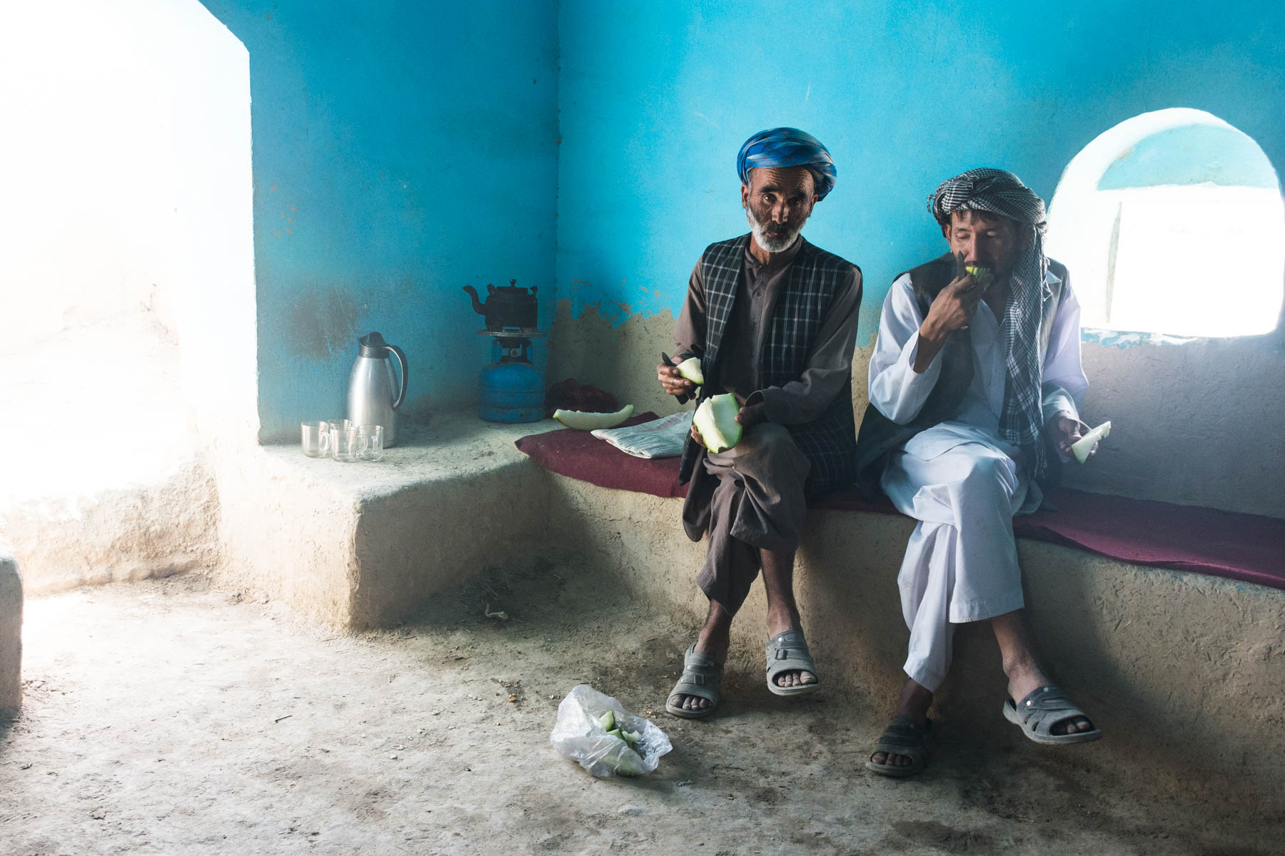 Shepherds in Balkh, Afghanistan - Lost With Purpose