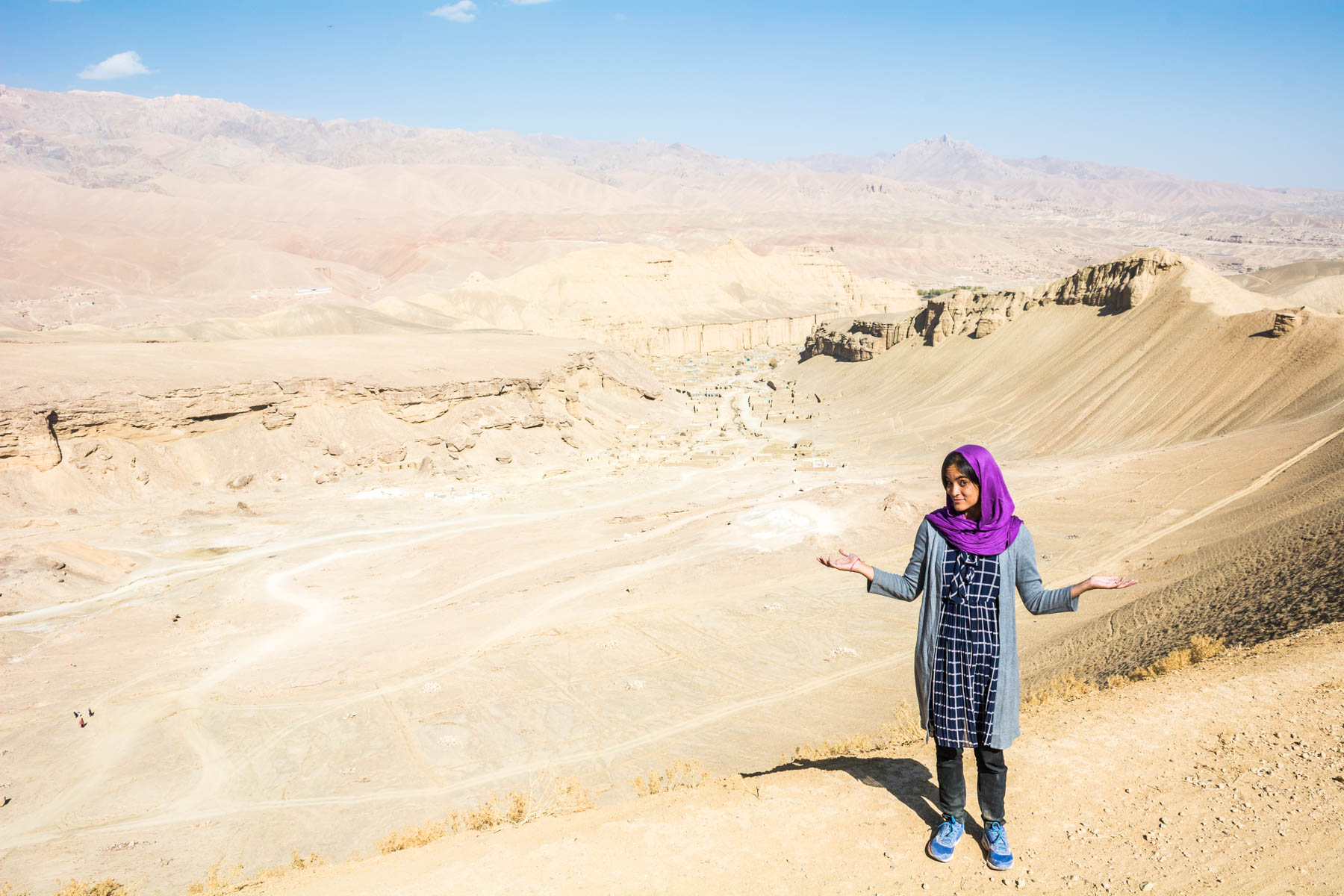 This is what it's like to travel as a woman in Afghanistan - Lost With Purpose