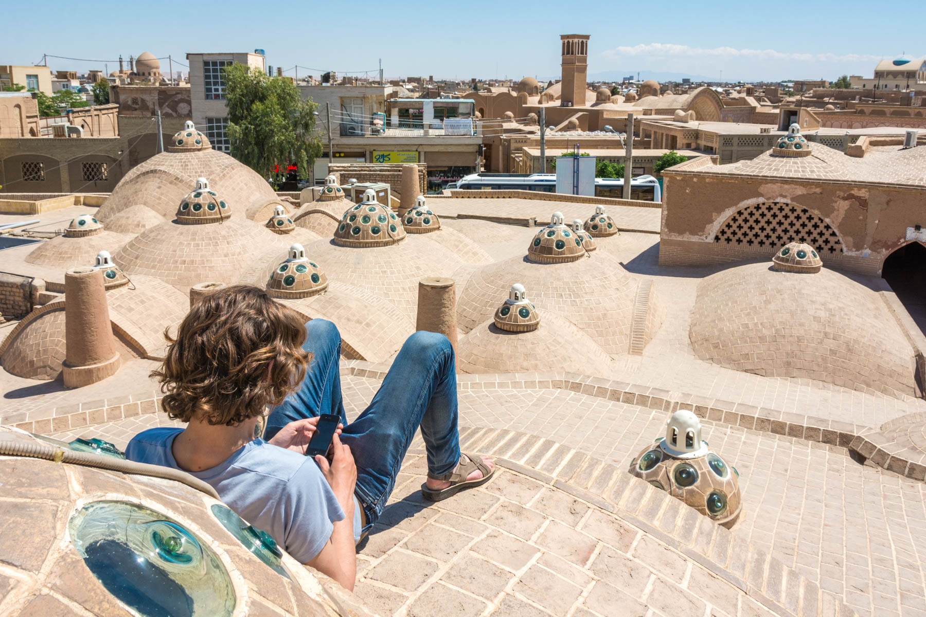 Using a VPN in Kashan, Iran - Why you should always use a VPN - Lost With Purpose