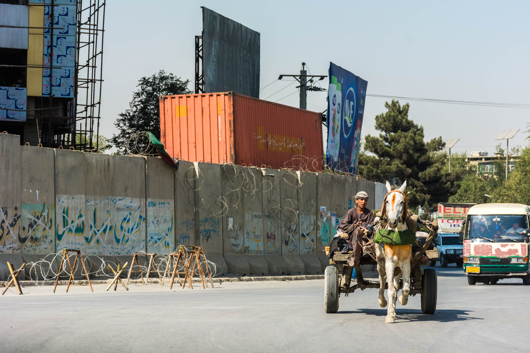 Safety in Afghanistan can be dubious at best - Lost With Purpose