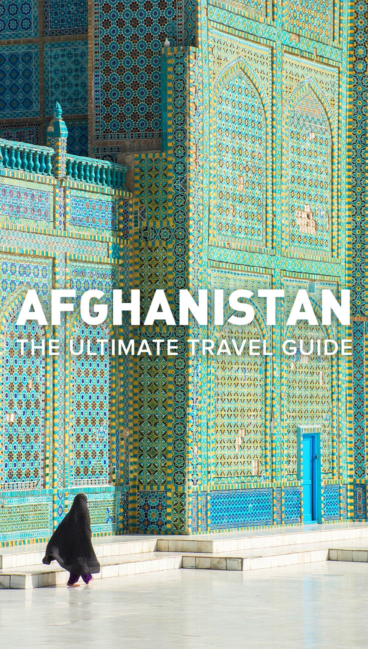 Many a daring traveler wants to travel to Afghanistan, but it's difficult when there's hardly any up-to-date information on the country! Well, look no more: here's the most comprehensive Afghanistan travel guide available on the internet.