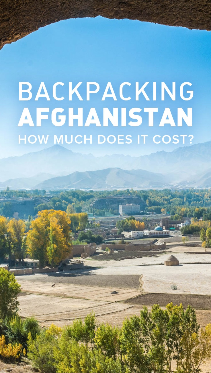 Crazy enough to travel to Afghanistan? Well, you should probably figure out a bit of financials before you go. Here's a breakdown of exactly how much it costs to travel in Afghanistan, as of 2016.