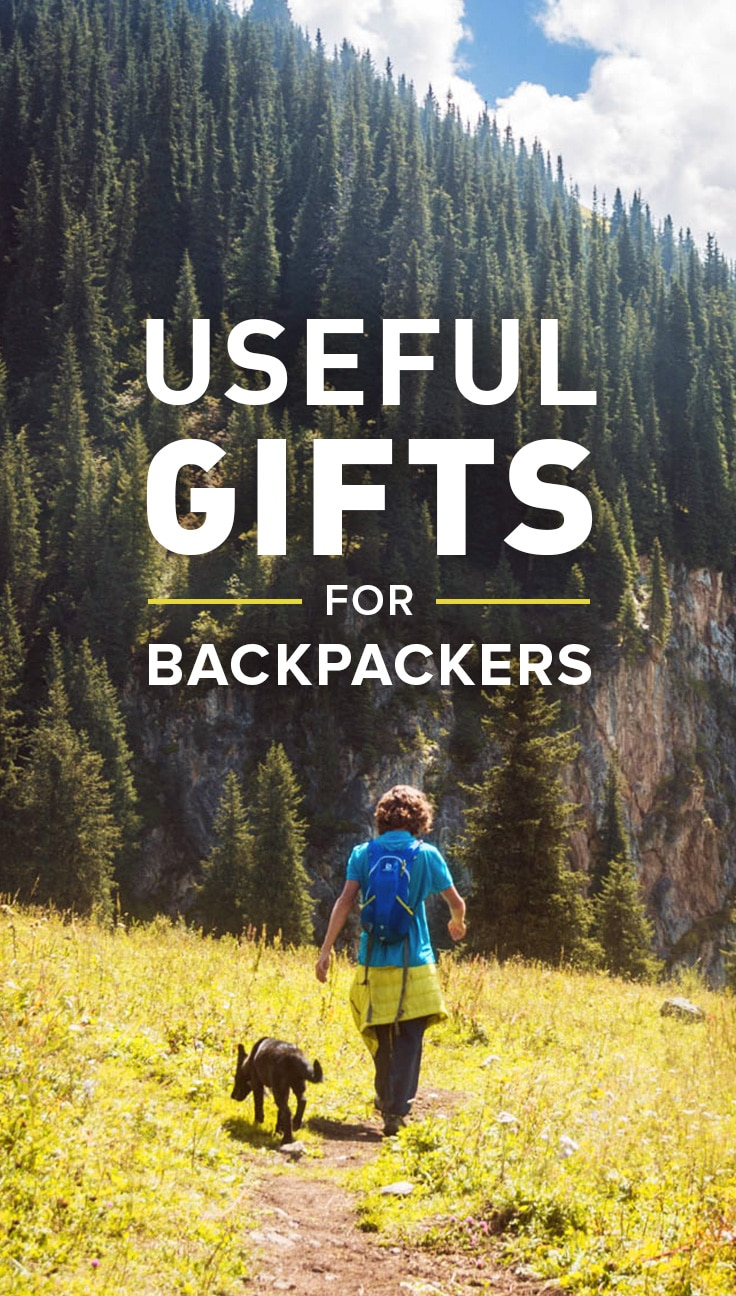 e839a50ee7 Struggling to figure out what to get your beloved backpacker this holiday  season  Don