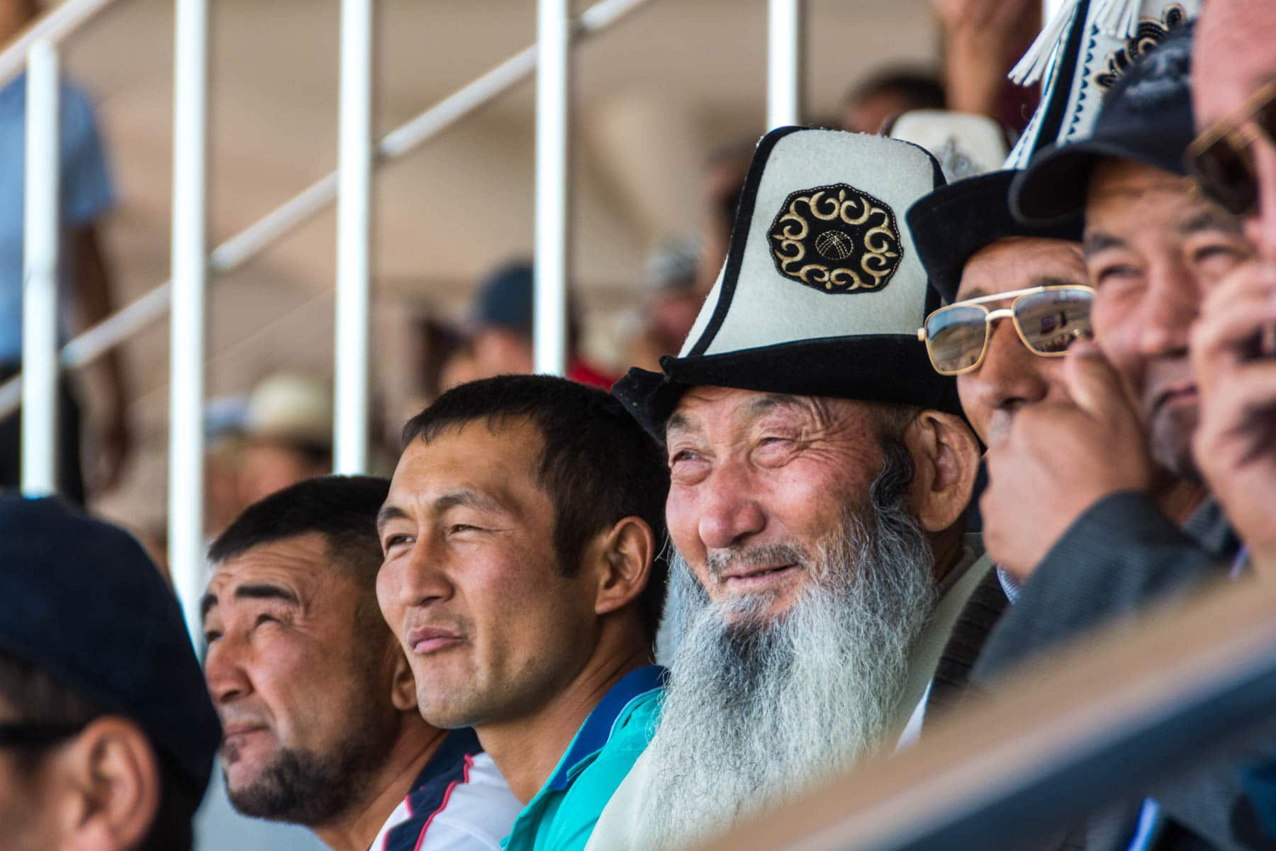 A bossy old Kyrgyz man - Are the 2018 World Nomad Games worth the trip? - Lost With Purpose