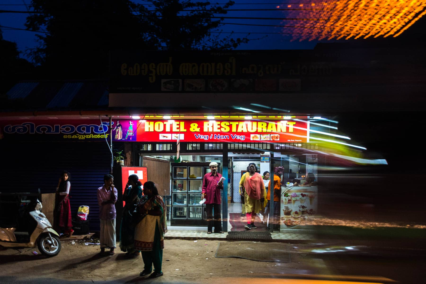A hotel that is not a hotel in Alleppey, India - Lost With Purpose