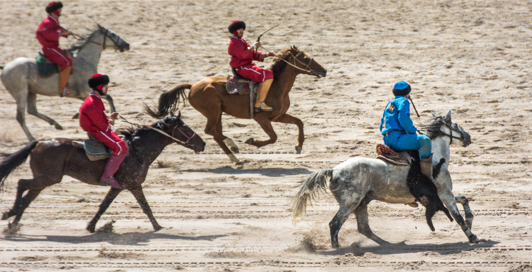 Kok buru in Kyrgyzstan - Are the 2018 World Nomad Games worth the trip? - Lost With Purpose