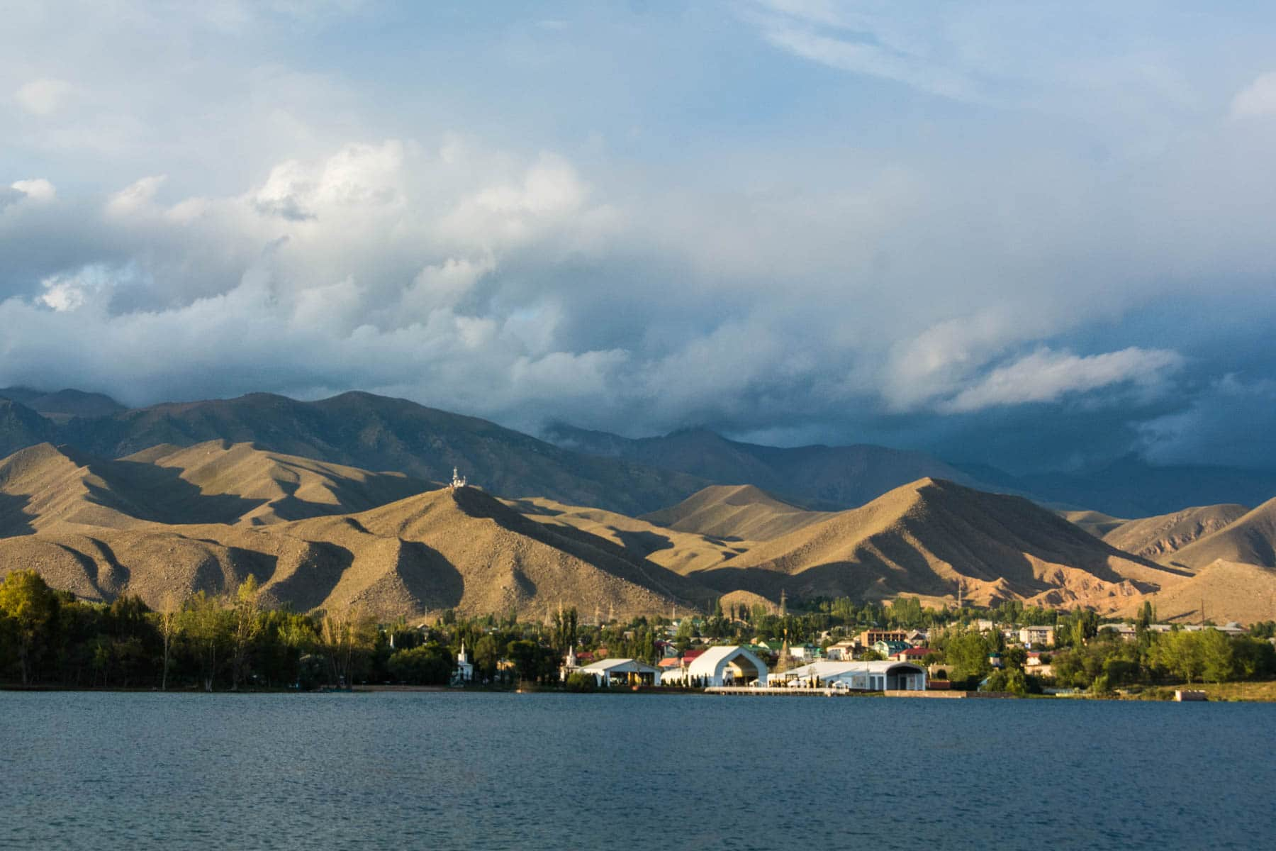 Lake Issyk Kul - Are the 2018 World Nomad Games worth the trip? - Lost With Purpose