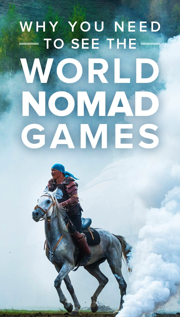 The World Nomad Games event is one of the most epic displays of nomad culture on earth. Here's photographic proof of why you need to see the World Nomad Games in 2018.
